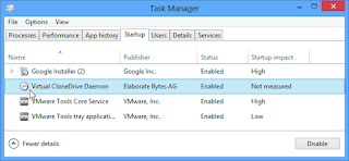 how to disable startup programs in windows 8/8.1/10