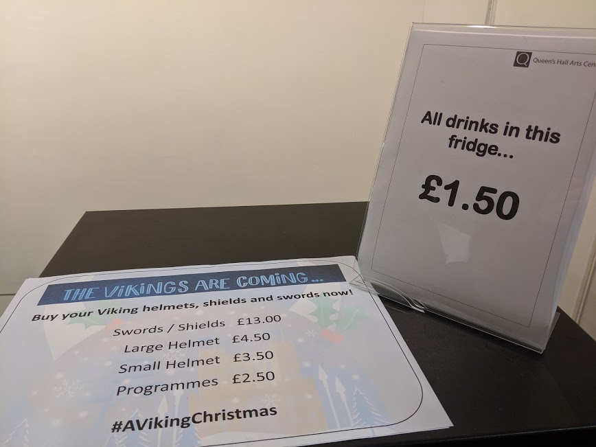 A Viking Christmas Review & Top Tips  - Merchandise prices