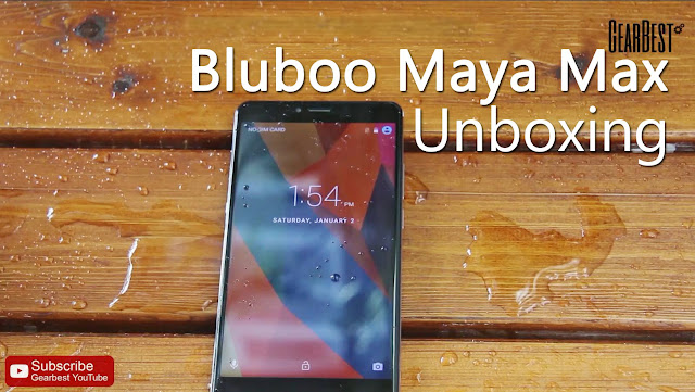 Bluboo Maya Max 4G+
