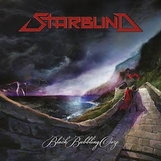 """Ο δίσκος των Starblind """"Black Bubbling Ooze"""""""