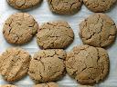Graham Cookies with Pecans