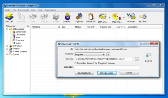 IDM 6.25 Build 23 Full Final plus Repack Terbaru