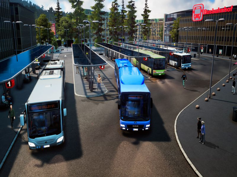 Download Bus Simulator 18 Game Setup Exe