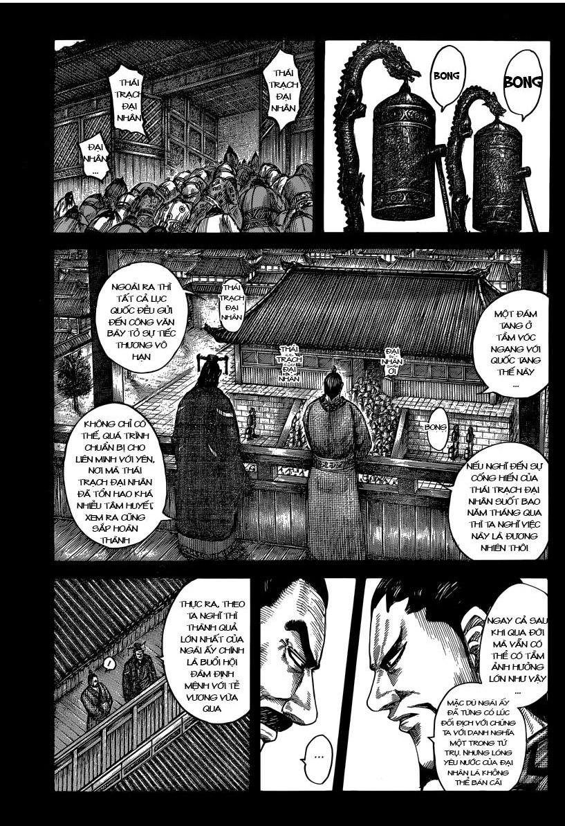 Kingdom chapter 494 trang 5