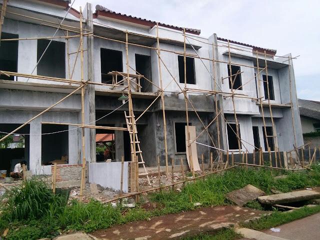 Rumah Dijual di Tangsel - Pondok Cabe Extension