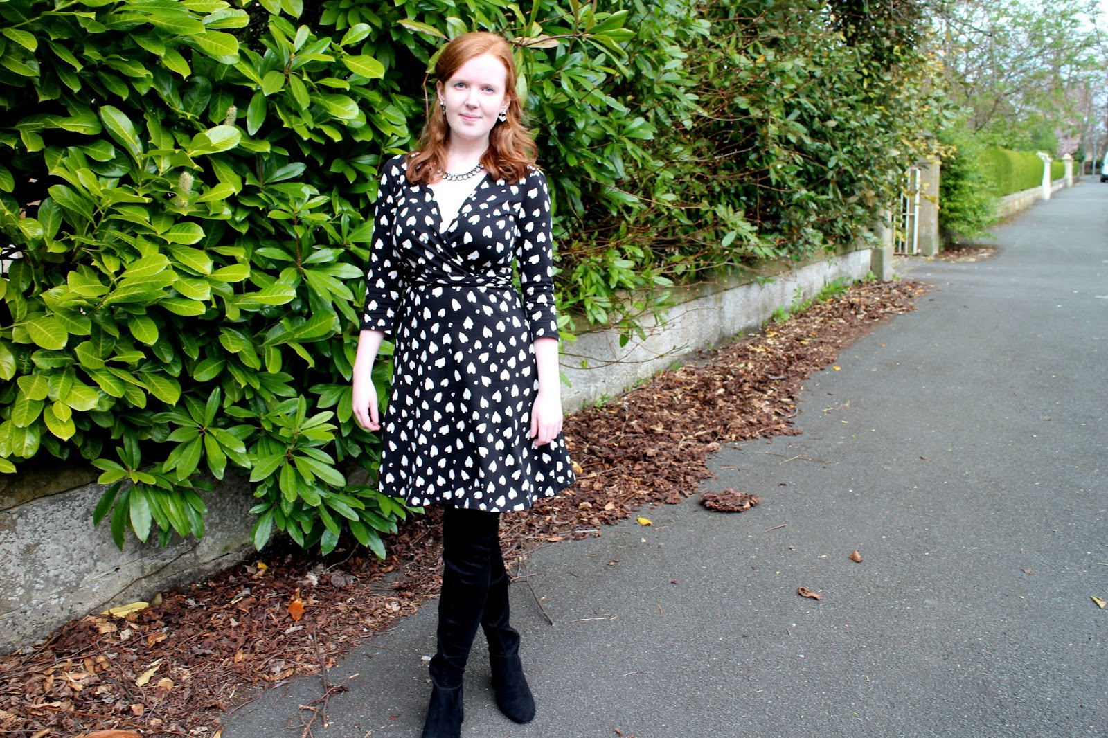 Dorothy Perkins Wrap Dress