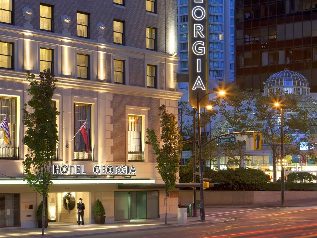 Rosewood Hotel Georgia, Vancouver, British Columbia