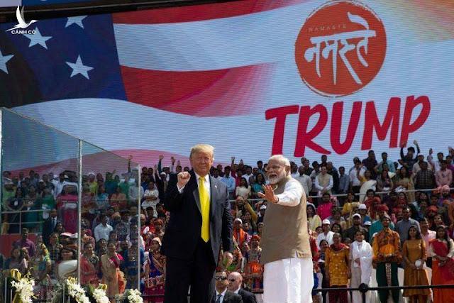 Cú bắt tay giữa Mỹ và Ấn Độ mang về lợi ích đặc biệt cho Việt Nam