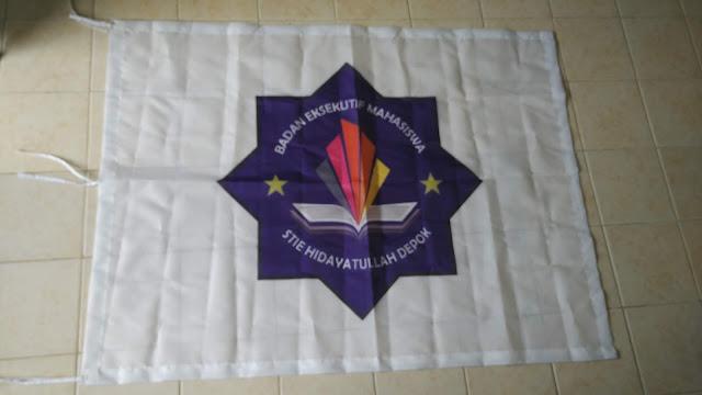 Bendera STIE Hidayatullah Depok