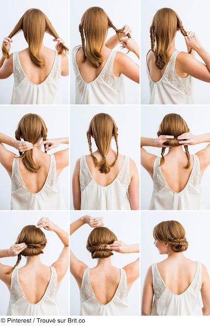 coiffure facile et rapide