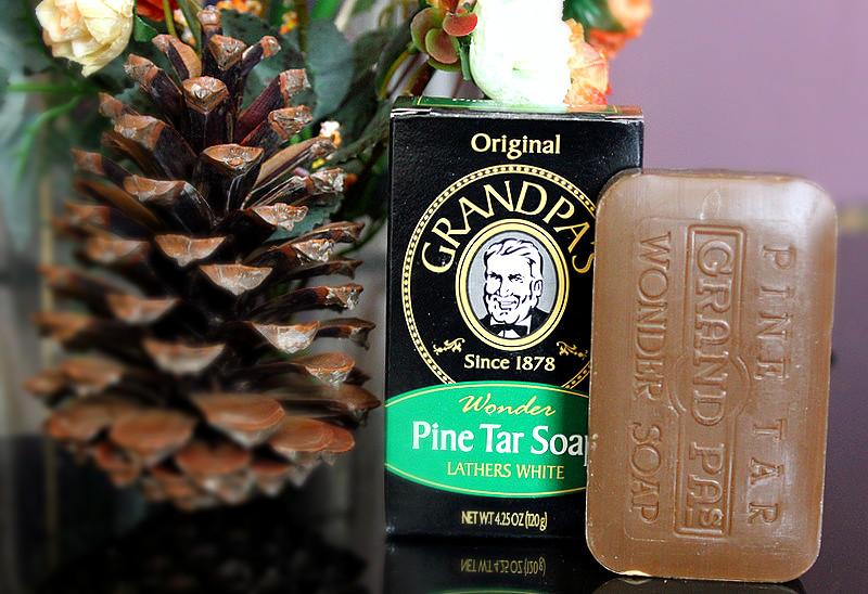 Отзыв: «Чудо»-мыло с сосновой смолой Grandpa's, Wonder Pine Tar Soap.