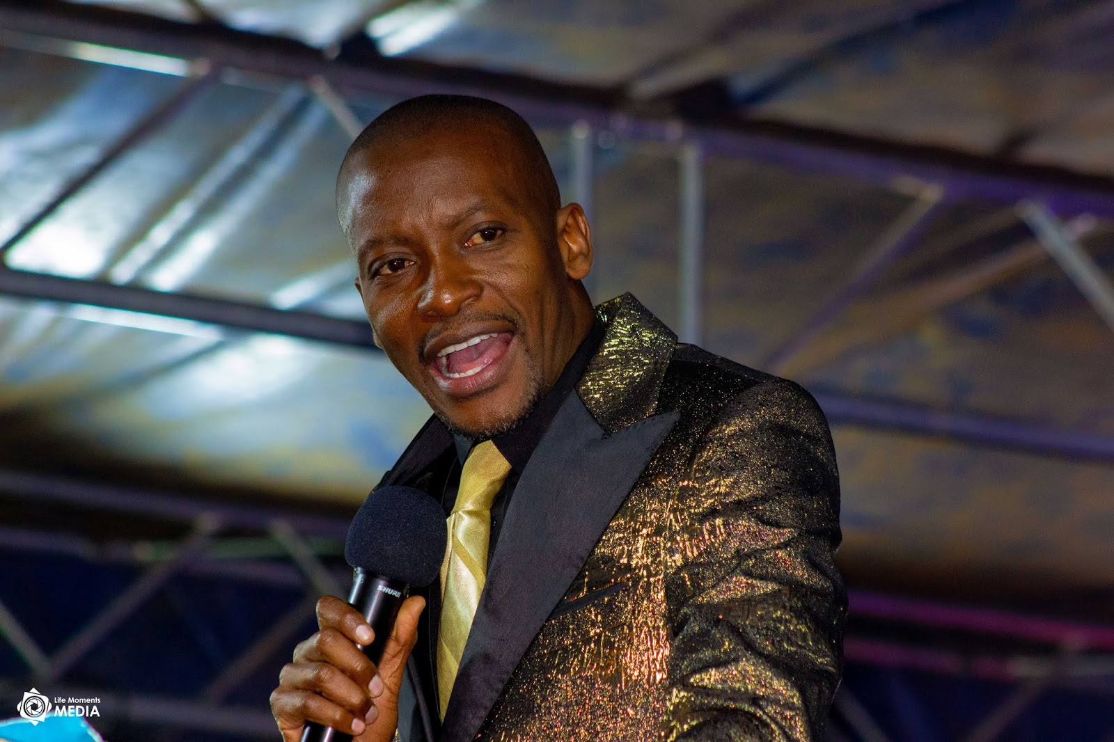 A Brief Biography Of Bishop Pride Sibiya The Founder Of Glory Ministries