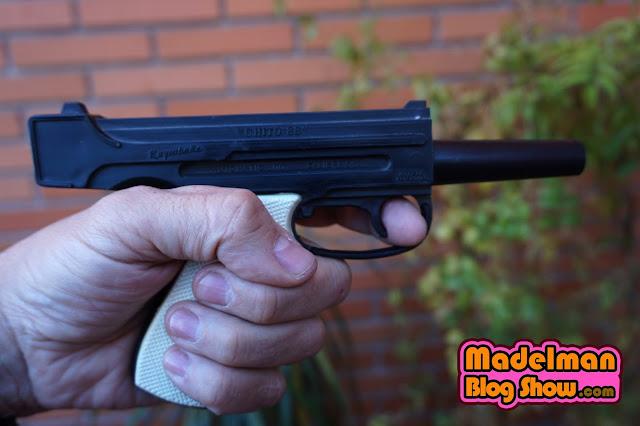 """Pistola de Juguete """"Chito 88""""  AUTOMATIC 300 de Ruymhere 9"""