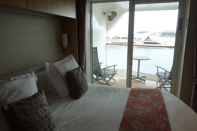 Cabin hytti 1401 Celebrity Cruises