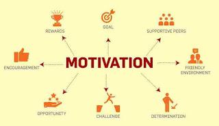 Tetap Punya Motivasi Yang Tinggi Apapun Kondisinya