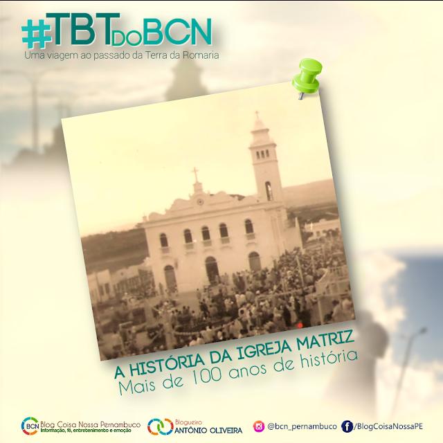 TBT BCN: A história da Igreja Matriz de São Joaquim