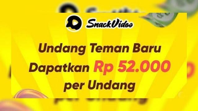 Trik Bemain Snack Video Hingga Menghasilkan Uang Puluhan Juta