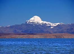 कैलाश मानसरोवर झील