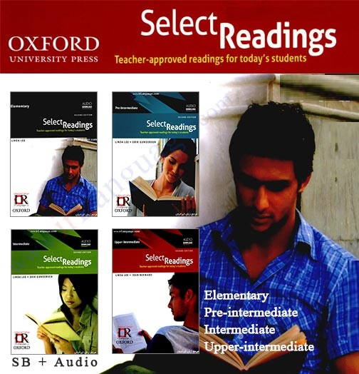 Select Readings, Second Edition + Audio & Tests