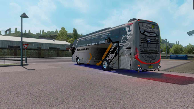 Mod ets2 jetbus 3 Shd SCANIA K360 by Adudu
