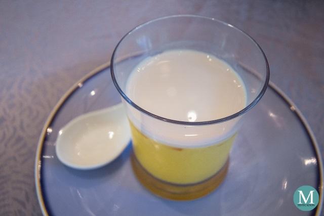 Chilled Fresh Mango Cream with Sago at Summer Palace at Edsa Shangri-La, Manila
