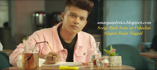 https://www.lyricsdaw.com/2019/08/rajat-nagpal-badi-sony-ae-pahadan-lyrics.html