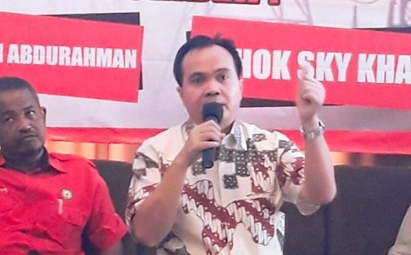 Andrianto: Persatuan Pergerakan Siap Fasilitasi Debat RR Vs Surya Paloh