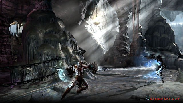 God of War 3 Gameplay Screenshot 1