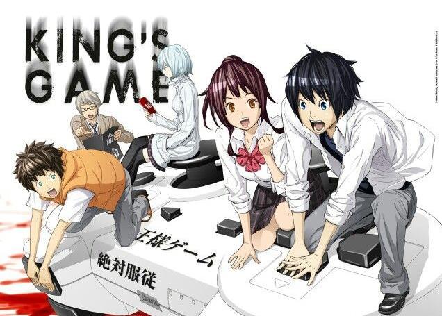 Ousama Game - Daftar Anime NTR Terbaik ( Low – Extreme ) Dijamin Nyesek