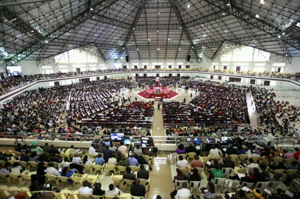 Image result for biggest churches in nigeria