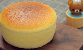 resep kue japanese cotton cheesecake