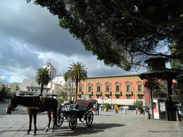 Piazza Verdi, Palermo, Sicília