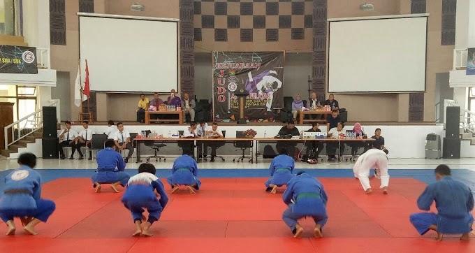 Kejuaraan Judo Tingkat Banten dan DKI Jakarta Digelar