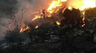 पाकिस्तान में विमान क्रैश, गायक जुनैद जमशेद समेत 47 की मौत