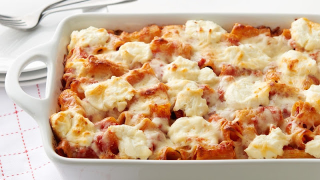 Delicious and Easy Baked Pasta Recipe at Home