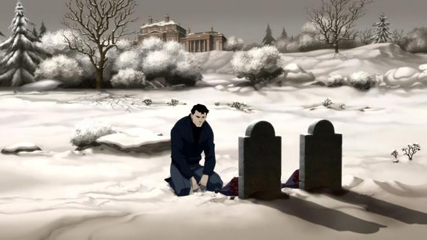 Imagen de Batman año uno animated