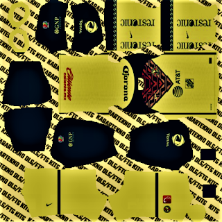 Club America Home Kits 21/22
