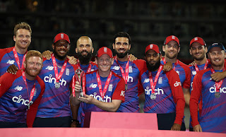 Pakistan tour of England 3-Match T20I Series 2021