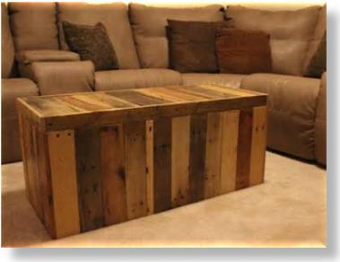 porque no te atreves y haces un mueble con tarimas de madera te aseguro que luego querrs hacer otros muebles hasta que tengas toda la casa amueblada sin
