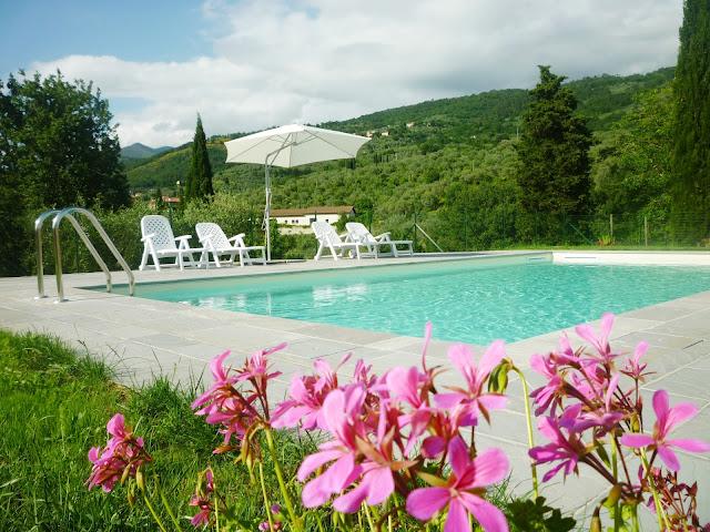 toscana casa vacanze con piscina
