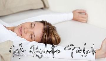 4 Manfaat Tidur Tanpa Bantal | Penting