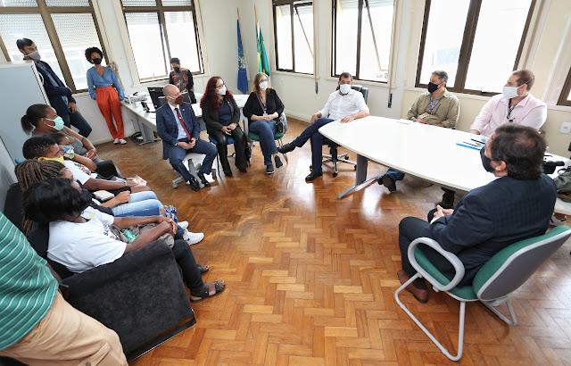 Bruno Dauaire destaca importância de integração para resolver