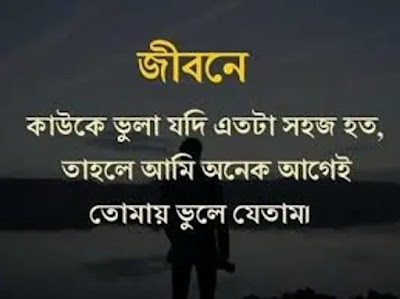 Sad love poems in Bengali