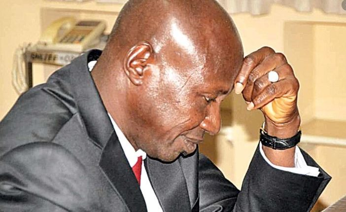 Ibrahim Magu Threatens To Go On Hunger Strike As He Remains In Custody #Arewapublisize
