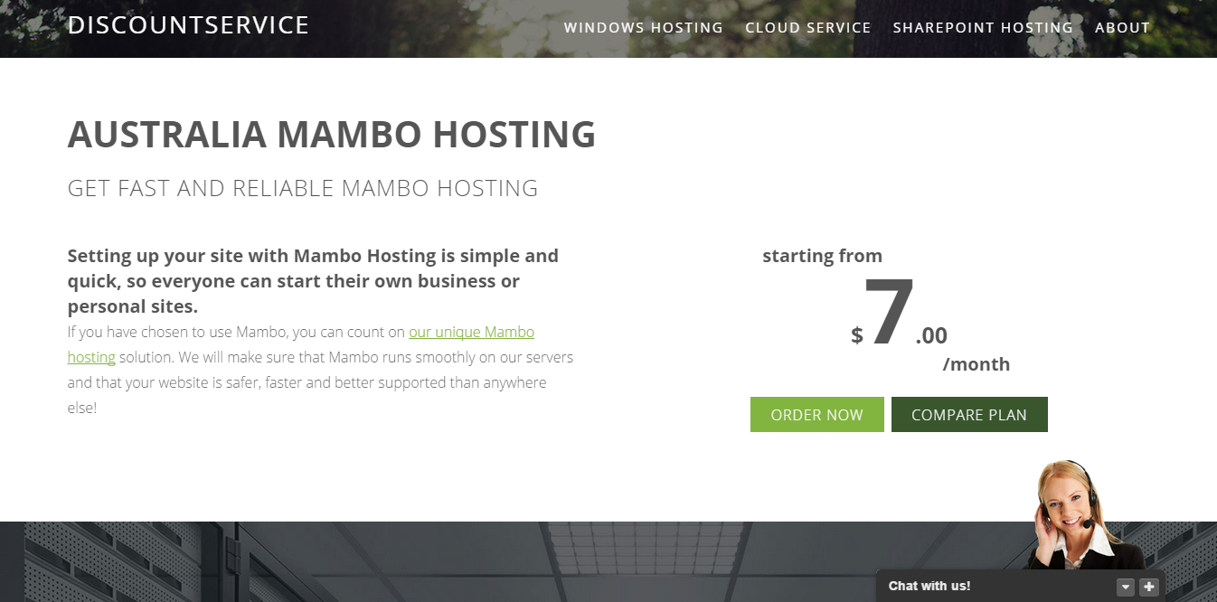 Best ASP.NET Hosting in Australia with Cheap Mambo