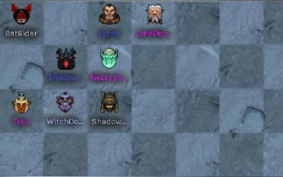 Đội hình 4 Troll - 3 Warlock - 2 Beast dường như áp dụng ở thời đoạn giữa trận