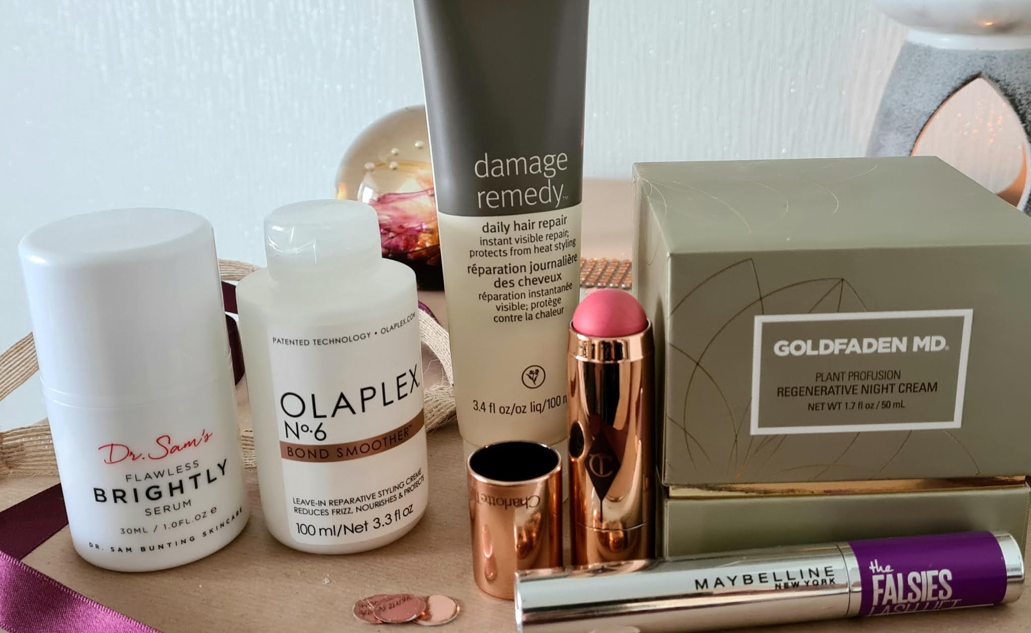 Glow to Go with Three Make-up Products  - and Link Up