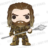 Pop! Movies: Justice League Aquaman