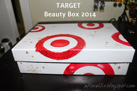 TARGET Beauty Box Review December 2014