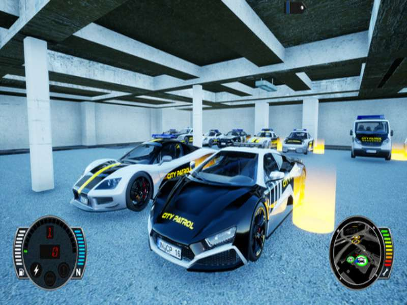City Patrol Police PC Game Free Download